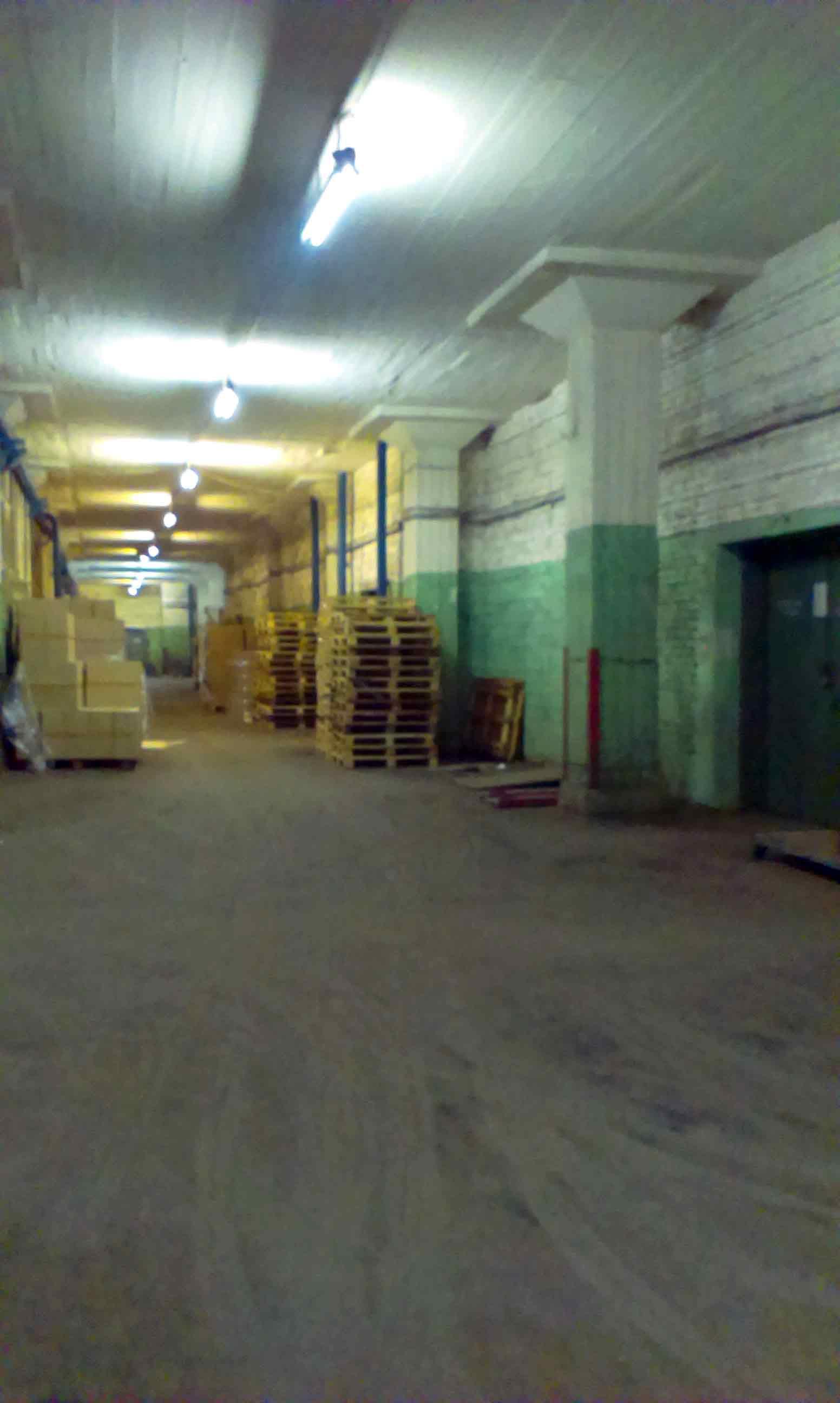 Рязанский проспект 16 - холл грузовых лифтов