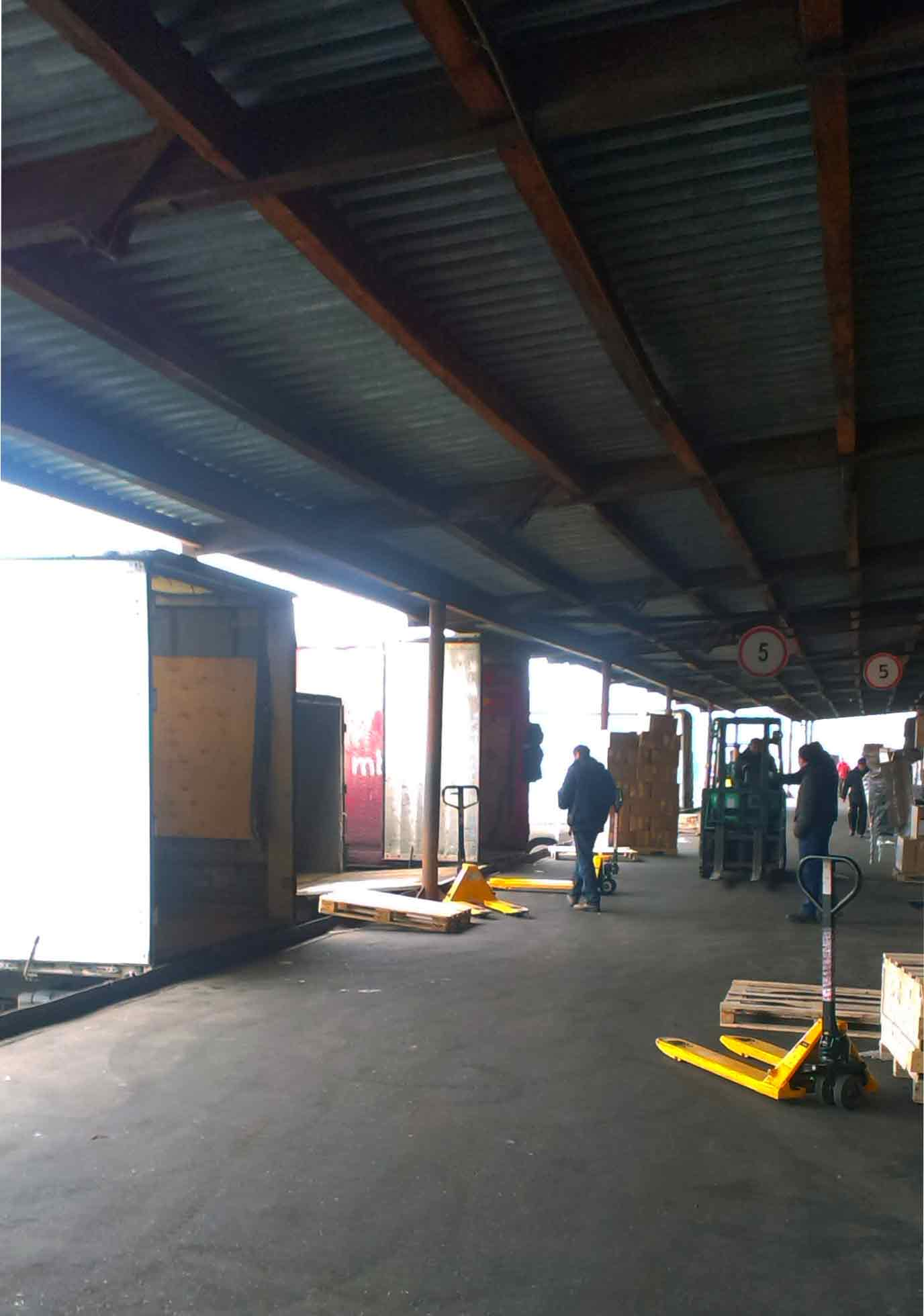Тёплый склад в аренду без посредников на Рязанском проспекте 16