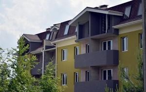 однокомнатная квартира в этом доме в Поливаново