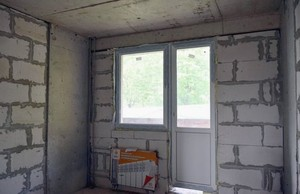 однокомнатная квартира Поливаново - стадия готовности 90